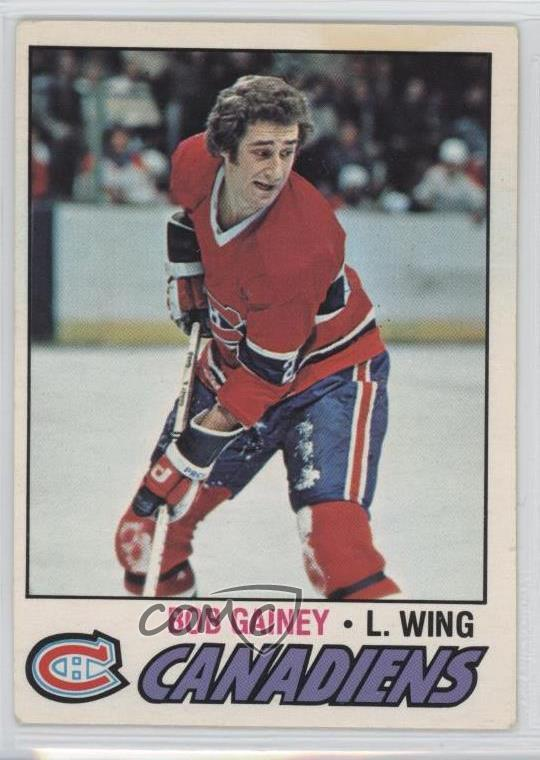 best service 077ee 2e740 Details about 1977-78 O-Pee-Chee #129 Bob Gainey Montreal Canadiens Hockey  Card