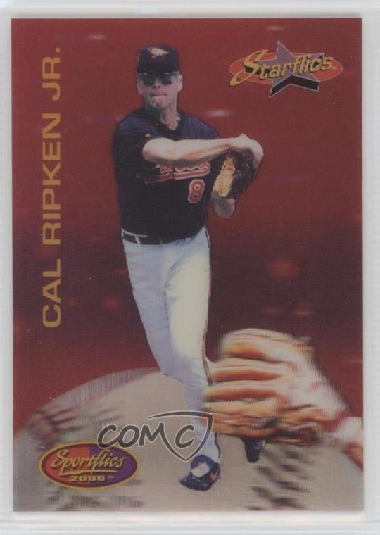 Details About 1994 Sportflics 2000 179 Cal Ripken Jr Baltimore Orioles Baseball Card