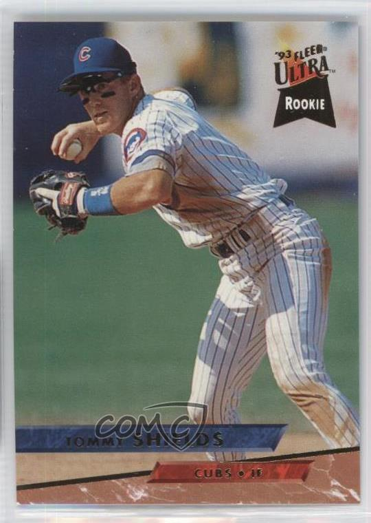 Details About 1993 Fleer Ultra 321 Tommy Shields Chicago Cubs Rc Rookie Baseball Card
