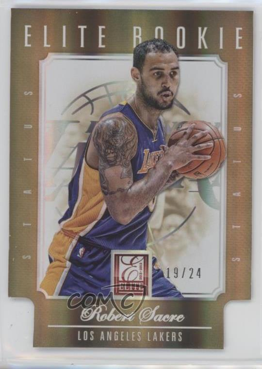 4e05587ac0e #299 Robert Sacre. Representative Image - Select Specific Item above to see  image of actual item