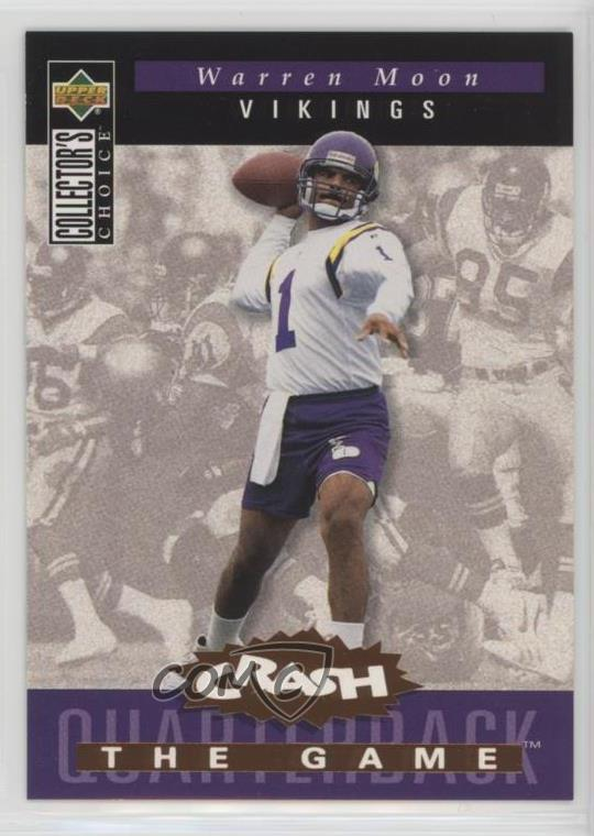 C10 Warren Moon. Representative Image - Select Specific Item above to see  image of actual item 0817eeb76