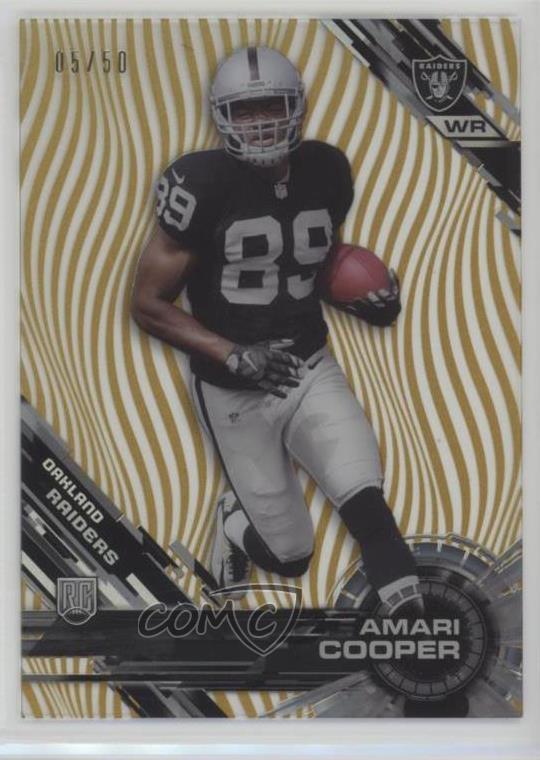 bd799e684 #83 Amari Cooper. Representative Image - Select Specific Item above to see  image of actual item