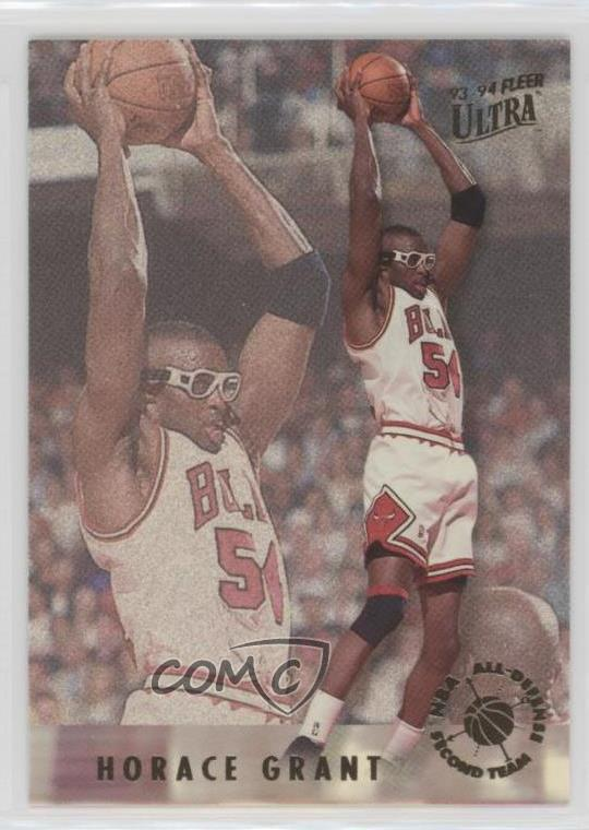 9f178525315  6 Horace Grant. Representative Image - Select Specific Item above to see  image of actual item