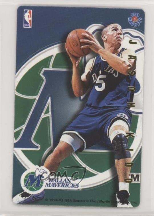 9ff5dfee1d3f  NoN Jason Kidd. Representative Image - Select Specific Item above to see  image of actual item