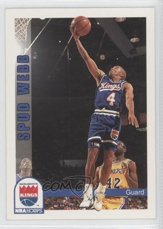 b4b1d5521  203 Spud Webb. Representative Image - Select Specific Item above to see  image of actual item