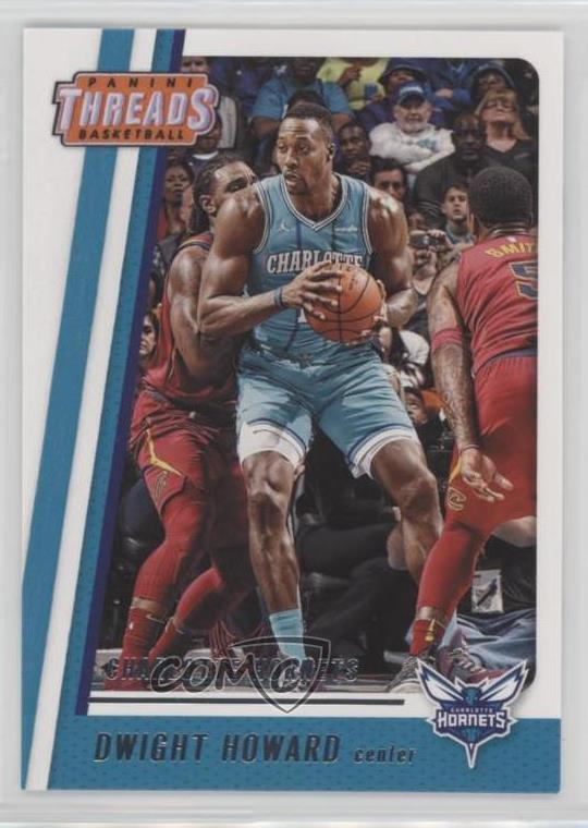 357102f6f26  56 Dwight Howard. Representative Image - Select Specific Item above to see  image of actual item