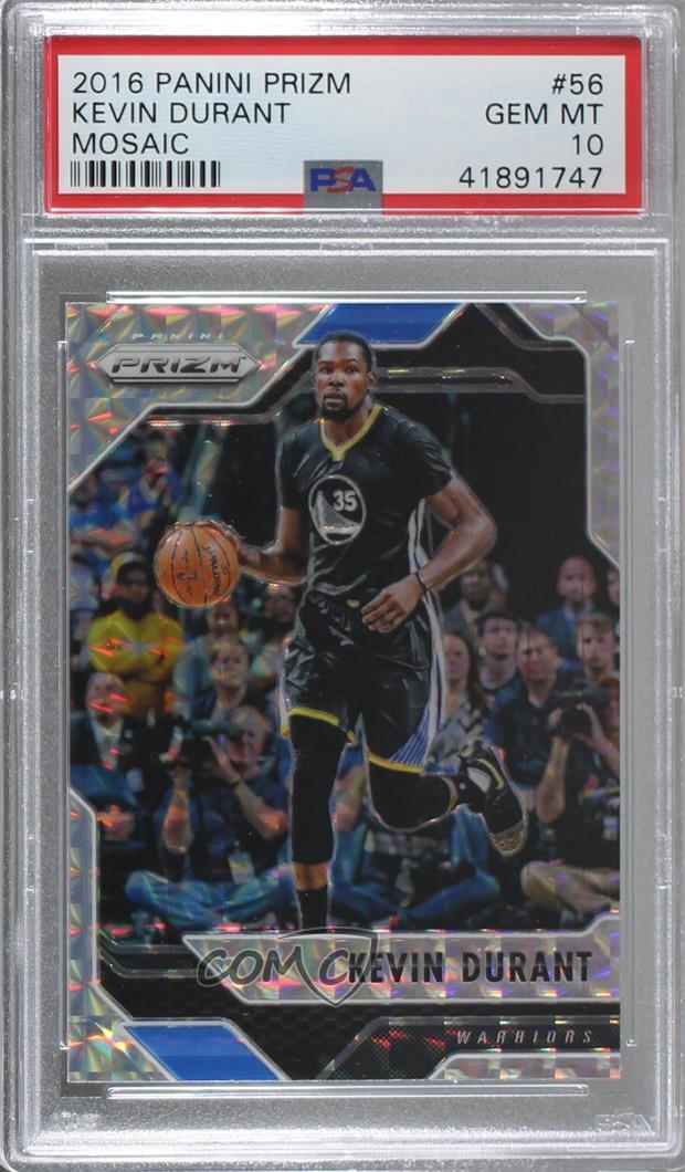 07ac16a9707  56 Kevin Durant. Representative Image - Select Specific Item above to see  image of actual item