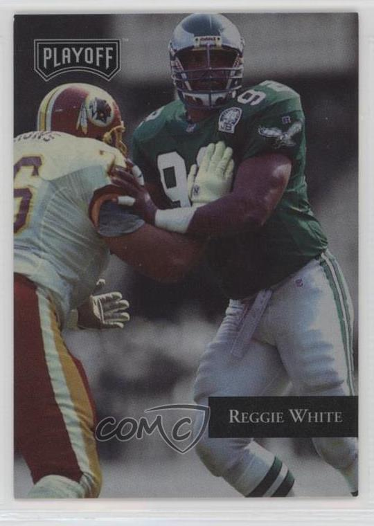 2829a52e966 #86 Reggie White. Representative Image - Select Specific Item above to see  image of actual item