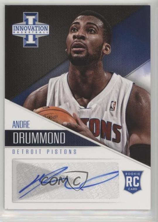 2f71dc2dc227  1 Andre Drummond. Representative Image - Select Specific Item above to see  image of actual item