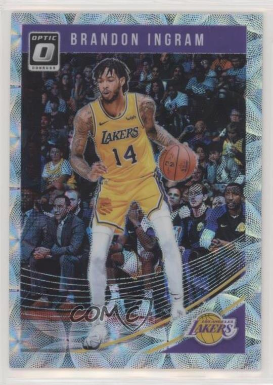 1d022a0ad3c #64 Brandon Ingram. Representative Image - Select Specific Item above to  see image of actual item