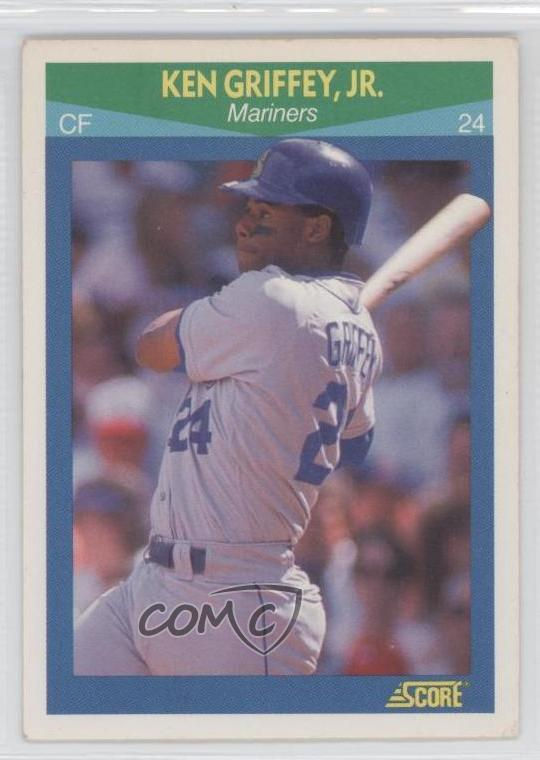 8769b6e59f #3 Ken Griffey Jr. Representative Image - Select Specific Item above to see  image of actual item