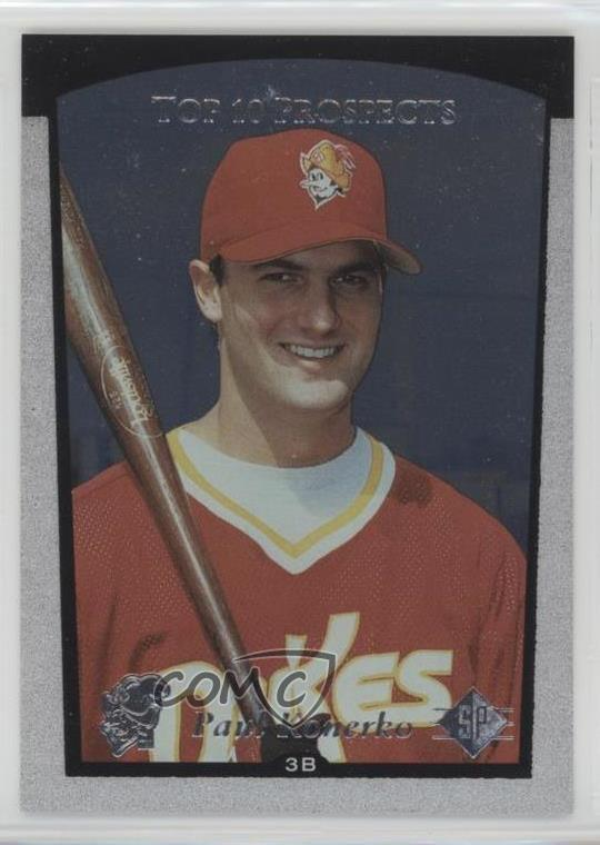 Details About 1998 Sp Top Prospects 2 Paul Konerko Albuquerque Dukes Baseball Card