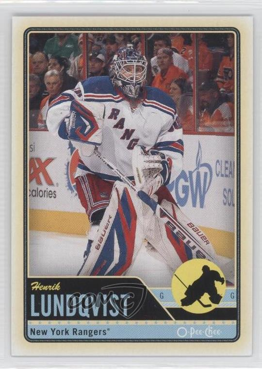 288 Henrik Lundqvist. Representative Image - Select Specific Item above to  see image of actual item 9577efbb9