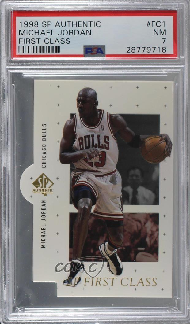 02252403388847  FC1 Michael Jordan. Representative Image - Select Specific Item above to  see image of actual item