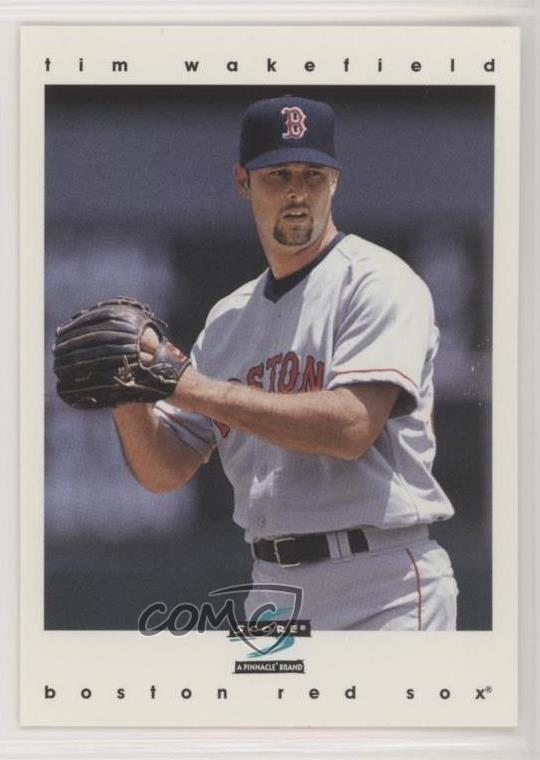 Details About 1997 Score 461 Tim Wakefield Boston Red Sox Baseball Card