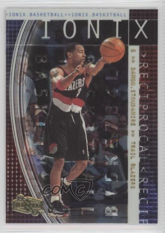 1ba440e59d0 #R45 Damon Stoudamire. Representative Image - Select Specific Item above to  see image of actual item