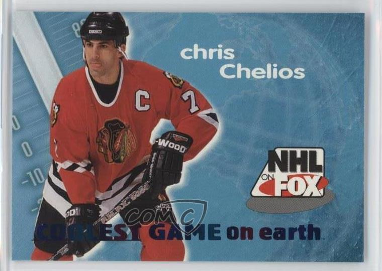 d3514e188fb #5 Chris Chelios. Representative Image - Select Specific Item above to see  image of actual item