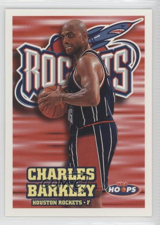 028ee471e  244 Charles Barkley. Representative Image - Select Specific Item above to  see image of actual item