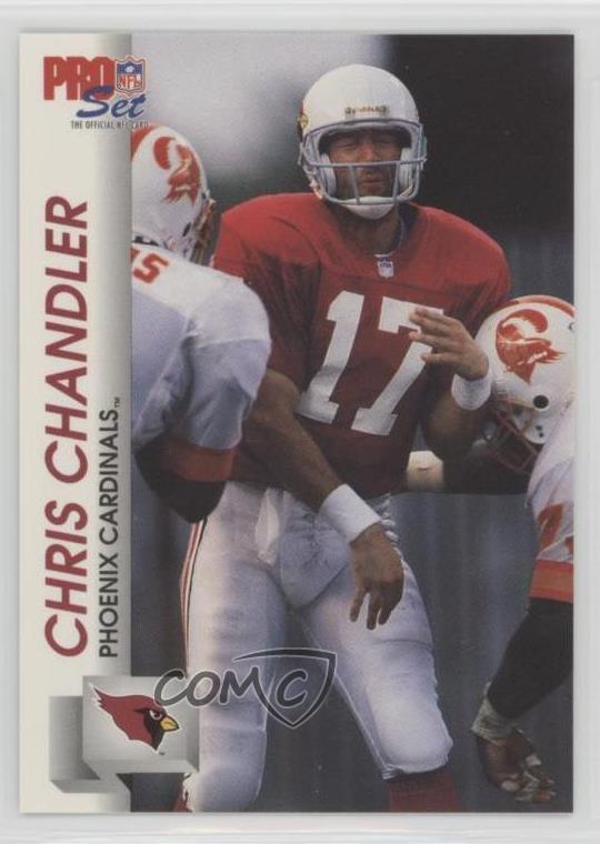 1992 Pro Set #617 Chris Chandler Arizona Cardinals Football Card | eBay