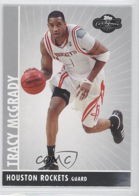 c851d27cc75d  1 Tracy McGrady. Representative Image - Select Specific Item above to see  image of actual item