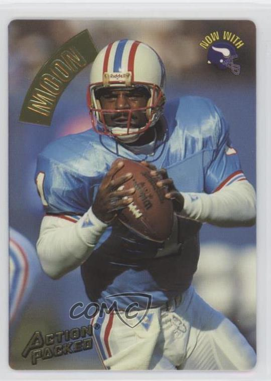 40 Warren Moon. Representative Image - Select Specific Item above to see  image of actual item fe2879bbc
