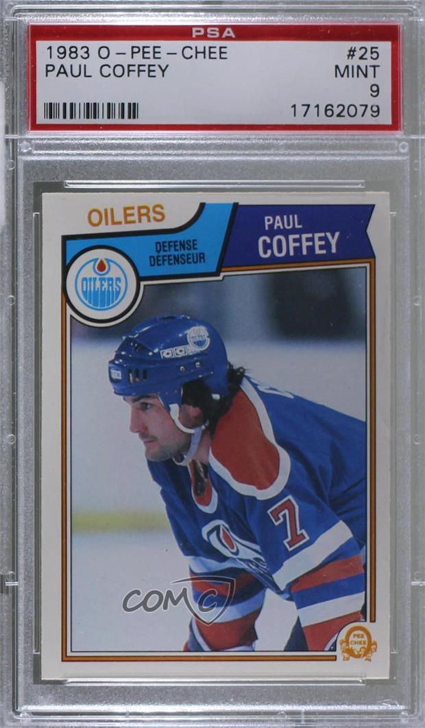 ab2755a6b3d #25 Paul Coffey. Representative Image - Select Specific Item above to see  image of actual item