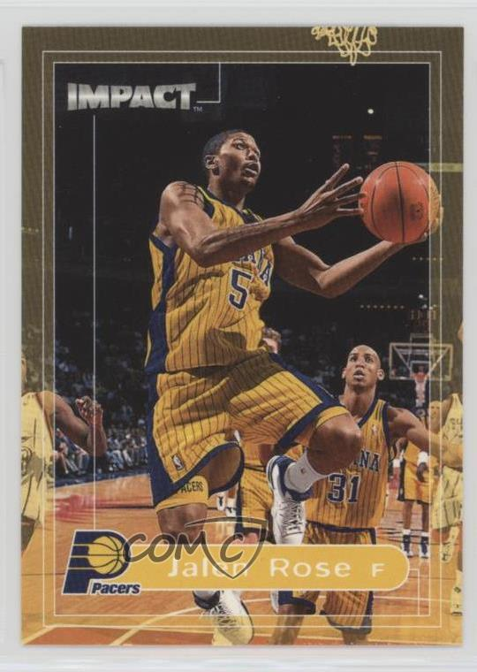 23d762ba946  183 Jalen Rose. Representative Image - Select Specific Item above to see  image of actual item