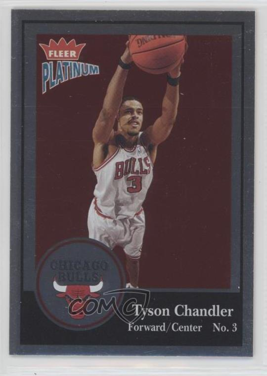 af6634c0f4f5  85 Tyson Chandler. Representative Image - Select Specific Item above to  see image of actual item