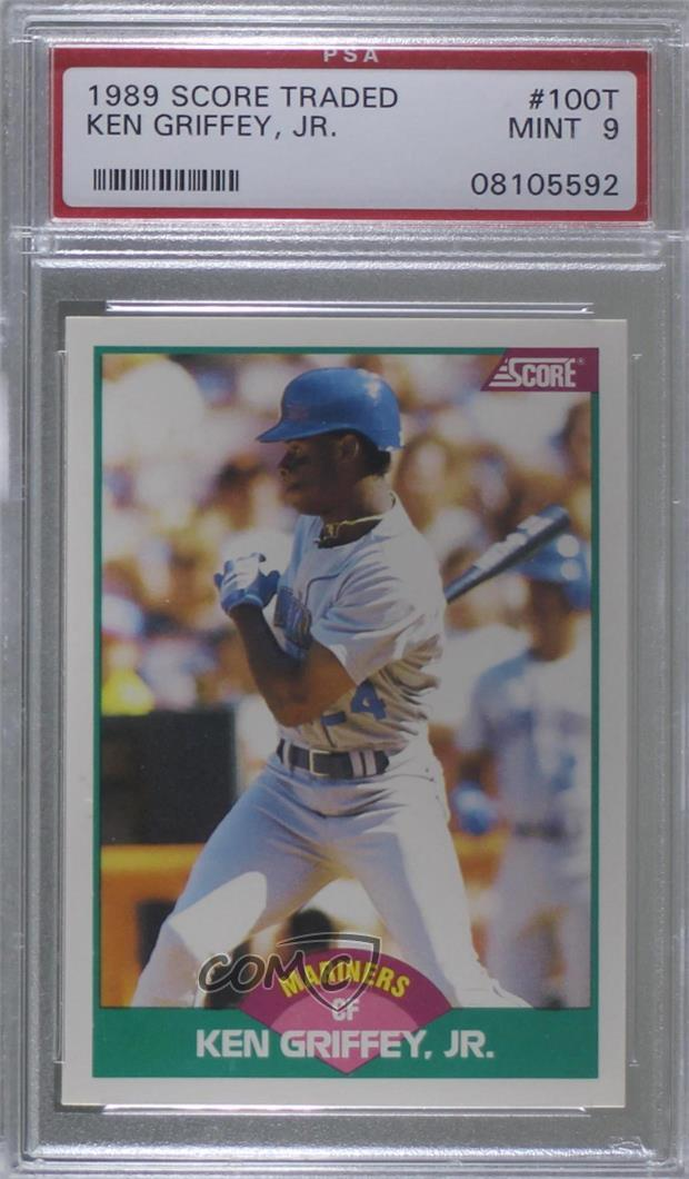 a30b9fcfe5 #100T Ken Griffey Jr. Representative Image - Select Specific Item above to  see image of actual item