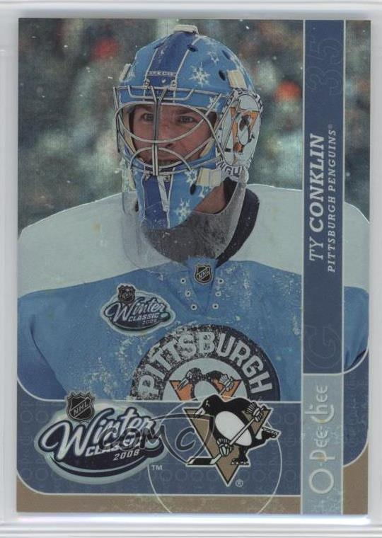 ... Winter Classic  WC6 Ty Conklin. Representative Image - Select Specific  Item above to see image of actual item d9b4e7d04