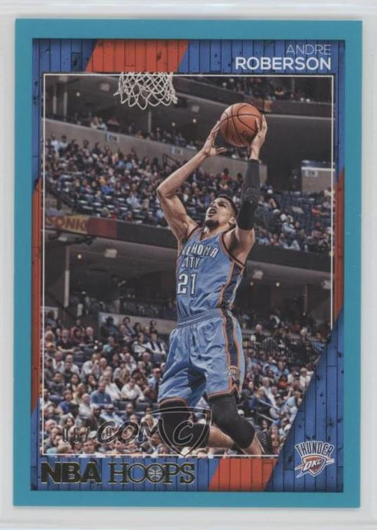 11ebe8ca2  241 Andre Roberson. Representative Image - Select Specific Item above to  see image of actual item