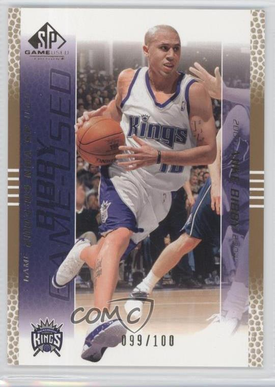 d597cec43  76 Mike Bibby. Representative Image - Select Specific Item above to see  image of actual item