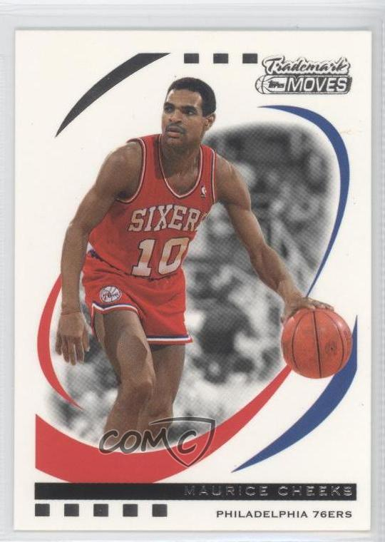 c5be805b54a5  99 Maurice Cheeks. Representative Image - Select Specific Item above to  see image of actual item