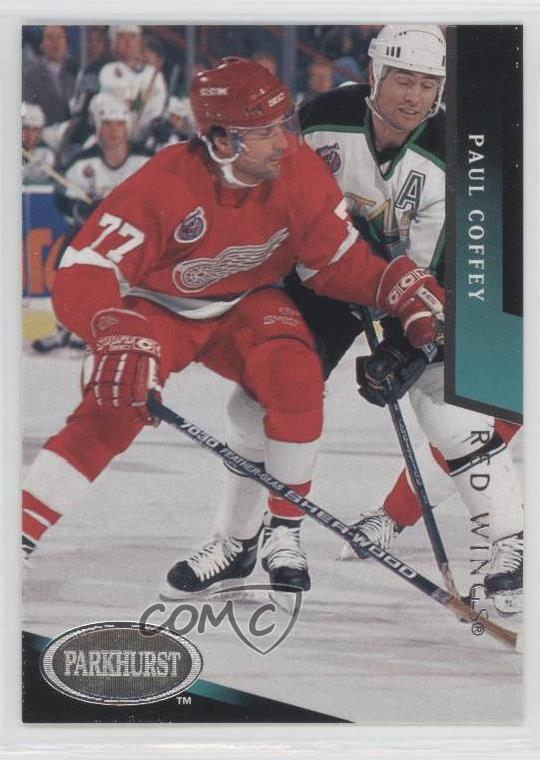 56 Paul Coffey. Representative Image - Select Specific Item above to see  image of actual item e0289fcf2
