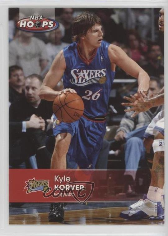 e33fc1b5fc2  104 Kyle Korver. Representative Image - Select Specific Item above to see  image of actual item