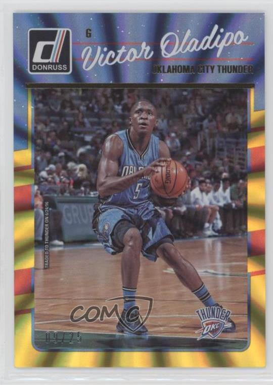 2fbad921927b  146 Victor Oladipo. Representative Image - Select Specific Item above to  see image of actual item