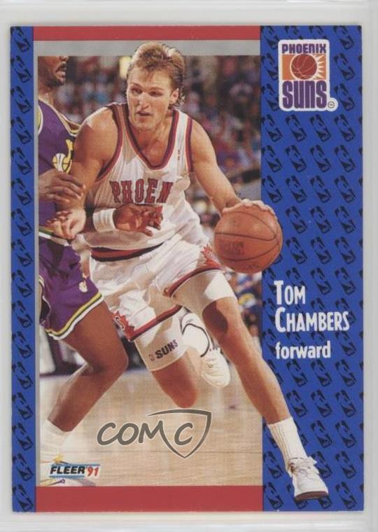 158 Tom Chambers Representative Image