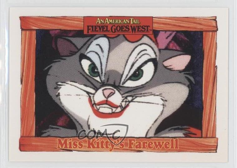 an american tail fievel goes west miss kitty