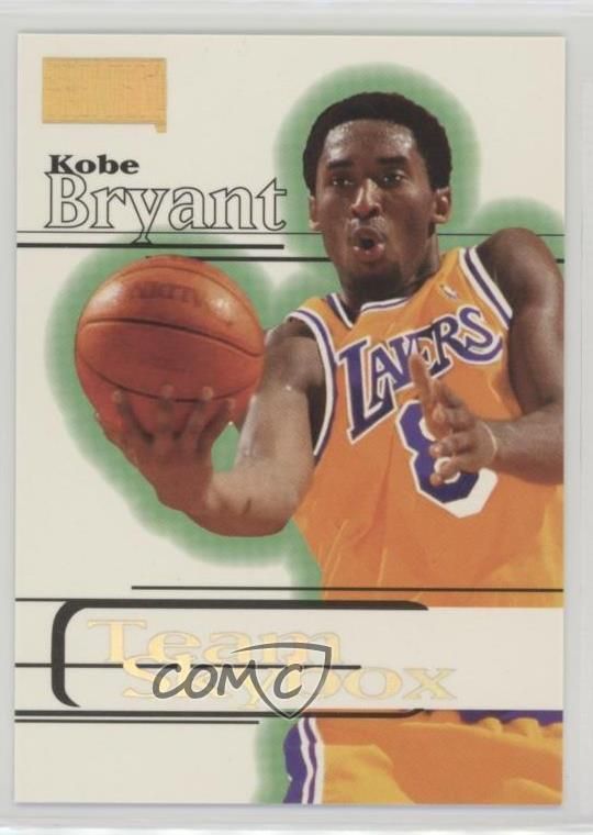1997-98 Skybox Premium #226 Kobe Bryant Los Angeles Lakers Basketball Card