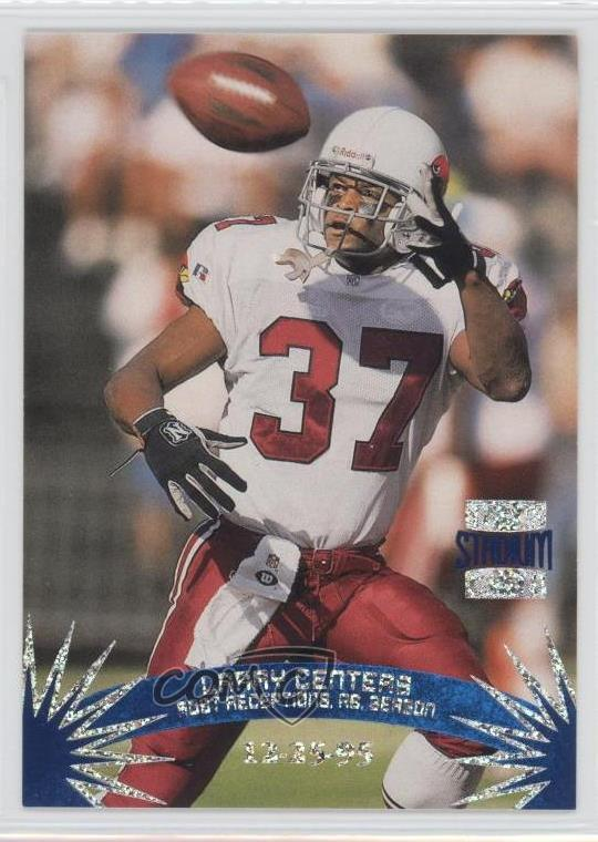 Details about 1996 Topps Stadium Club Members Only #171 Larry Centers  Arizona Cardinals Card