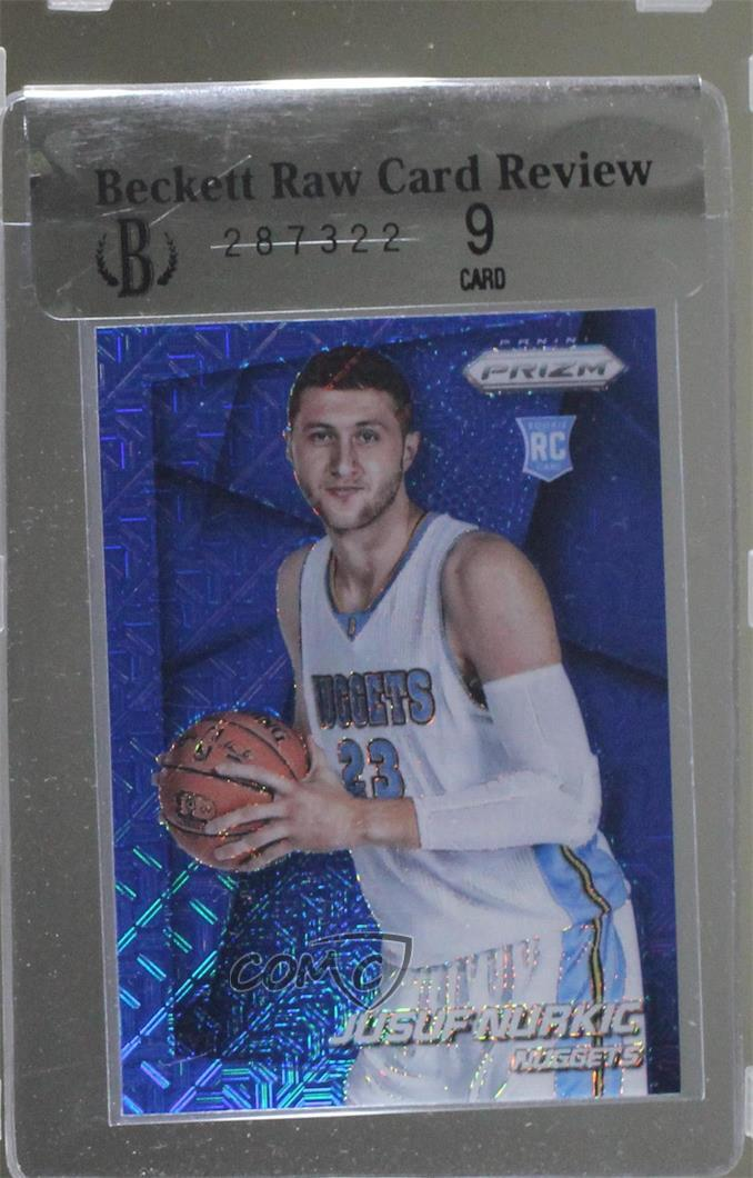 280 Jusuf Nurkic. Representative Image - Select Specific Item above to see  image of actual item 4bd593fb8