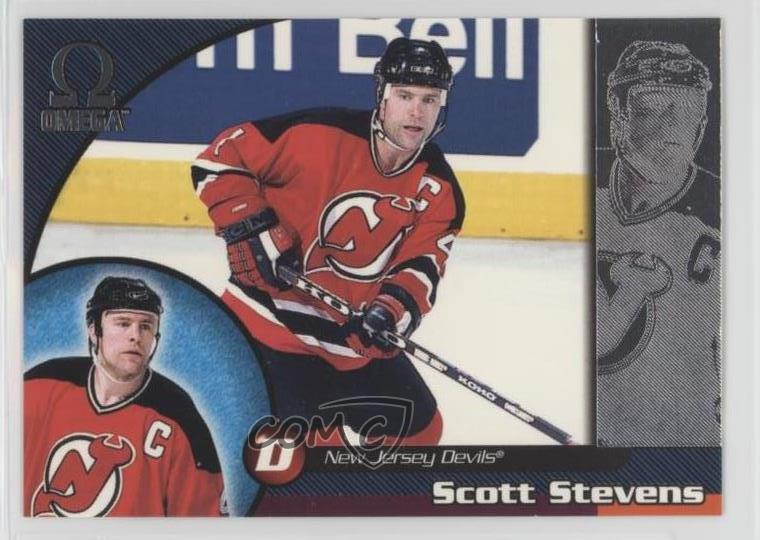143 Scott Stevens. Representative Image - Select Specific Item above to  see image of actual item ddf336827