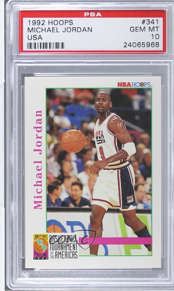 7ad6ccbf417 #341 Michael Jordan. Representative Image - Select Specific Item above to  see image of actual item