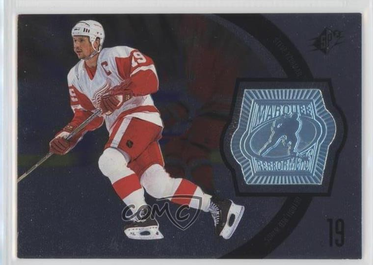 6aad69333ec  156 Steve Yzerman. Representative Image - Select Specific Item above to  see image of actual item