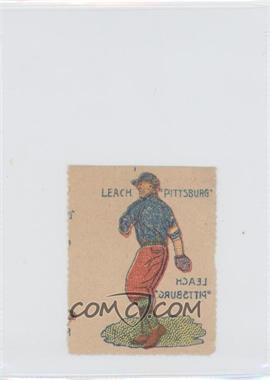 1909-10 German Baseball Stamps - [Base] #TOLE - Tommy Leach