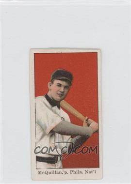1909-11 American Caramel - E90-1 #MCQU - George McQuillan [Poor to Fair]