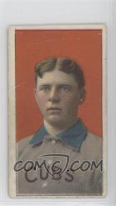 1909-11 T206 - [Base] - Piedmont 150 Back #MOBR.2 - Mordecai Brown (Portrait) [Poor]