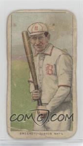1909-11 T206 - [Base] - Piedmont 350 Back #BISW - Bill Sweeney [Poor]