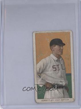 1909-11 T206 - [Base] - Polar Bear Back #RADE - Ray Demmitt [Poor to Fair]