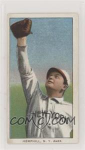 1909-11 T206 - [Base] - Sweet Caporal 150 Factory No. 25 Back #CHHE - Charlie Hemphill